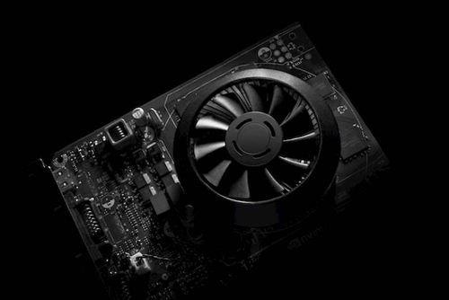 كرت شاشة Geforce ذاكرة 2جيجابايت موديل GTX 750 TI