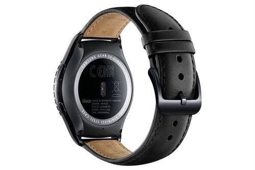 حزام ساعة جير S2 كلاسيك سامسونج 4GB اسود