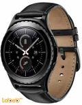 ساعة ذكية جير S2 كلاسيك سامسونج - 4 جيجابايت - اسود - SM-R732