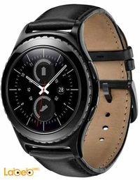 ساعة ذكية جير S2 كلاسيك سامسونج 4GB لون اسود
