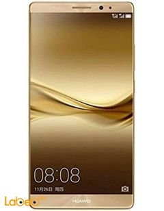 Huawei Mate 8 smartphone - 64GB - Gold color - NXT-L29