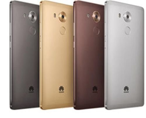 HUAWEI Mate 8 64GB Moonlight Silver NXT-L29