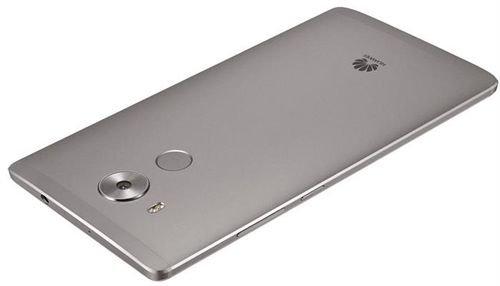 Silver Huawei Mate 8 back