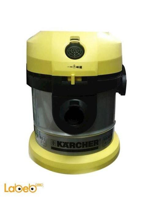 مكنسه كهربائية كارشر 1800واط 20 لتر موديل KARCHER VC 1.800