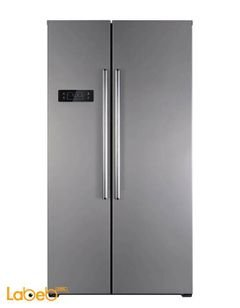 Sharp Side by side Door Refrigerator - 26F - 345L - SJ X640 HS3