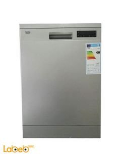 Beko dishwasher - x12 seats - Silver color - DFN28220S