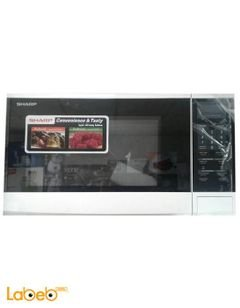 (Sharp Microwave - 33liter - 1100W - White - R-340R(w