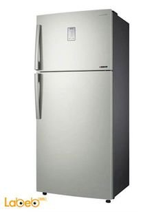 Samsung Top Mount Refrigerator - 28 CFT - 533 - silver - RT6000H