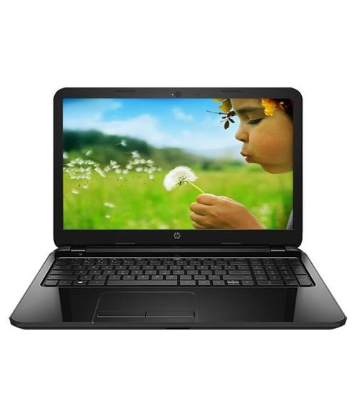 HP 15 R Laptop Black