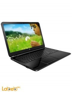 HP 15R Laptop - core i3 4005U - 15.6inch - 4GB RAM - Black