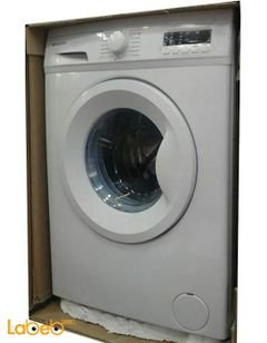 Sharp Washing Machine  - 7Kg - 1000RPM - White - ES-FE710AZ-W