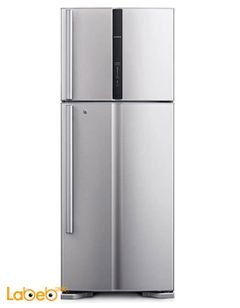 HITACHI R-V540PJ refrigerator - 24CFT - 450L - silver color