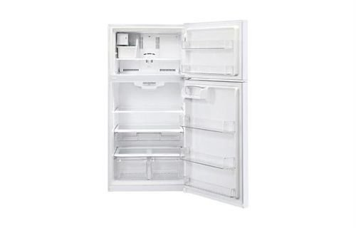 LG Top Mount Refrigerator 24CFT 428L white