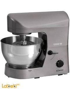 Bomann Viva Collection Kitchen Machine - 1200W - KM 370 CB
