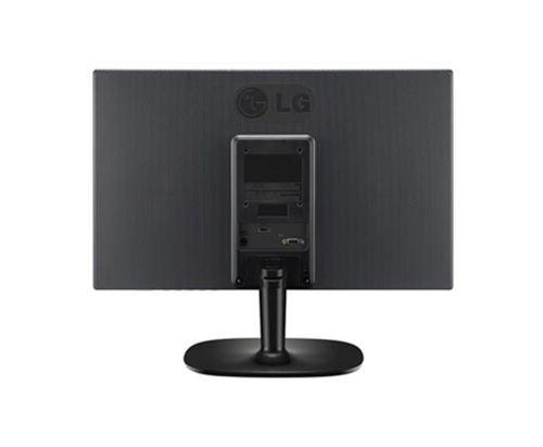 خلفية شاشة كمبيوتر LG حجم 20 انش ال اي دي اسود