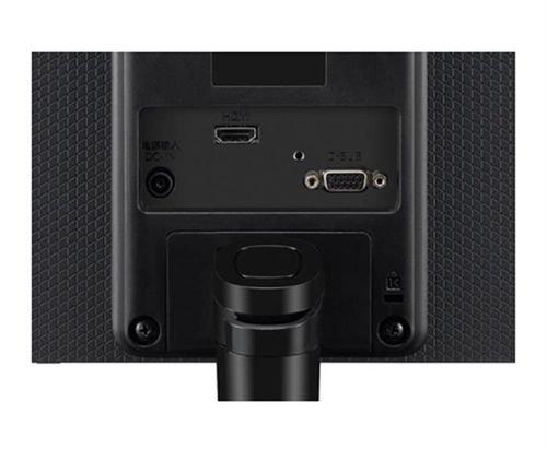 شاشة كمبيوتر LG حجم 20 انش اسود