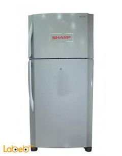 Sharp Top Mount Refrigerator -20cft -  437Liter - SJ-PT59R
