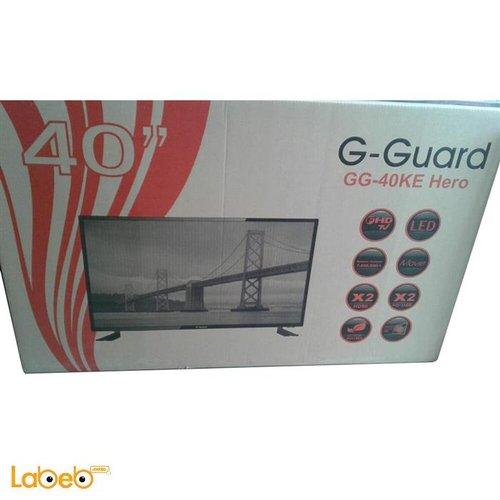 شاشة LED G-Guard - حجم 40 انش - 1920*1080 - GG-40KE HERO