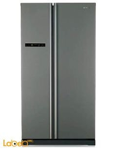 Samsung Side by Side Refrigerator - 24cft - 580Liters - RSA1STMG