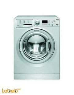 Ariston Washing Machine - 8Kg - 1200Rpm - Silver - WMG821SEX