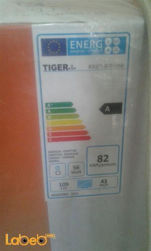 شاشة LED تايجر 43 انش 43LED-JOR4348