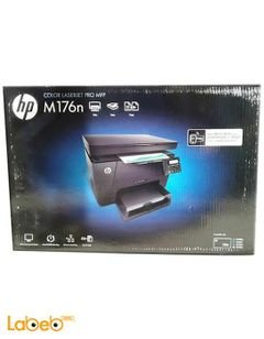 HP Color LaserJet Pro - Multifunction - USB 2.0 - MFP M176n