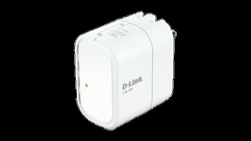 راوتر  Dlink سرعة 100MBPS ابيض dir-505