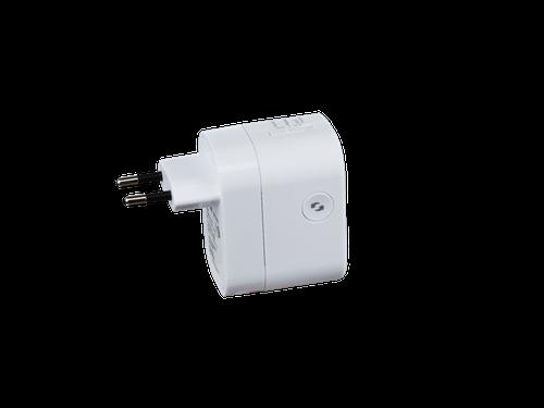 راوتر  Dlink سرعة 100 ميجابايت USB ابيض dir-505