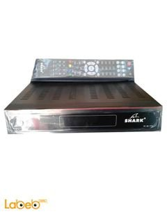 Shark satellite receiver - 1080P - 2 USB port - black - S5 HD PVR