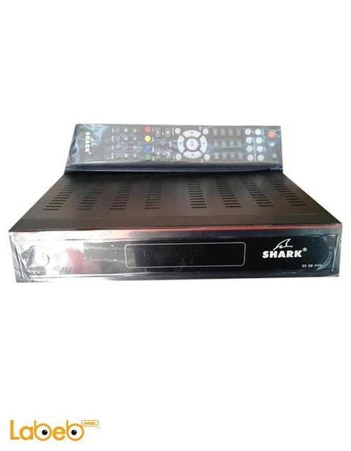رسيفر شارك كامل الوضوح 1080 بكسل 2 USB اسود S5 HD PVR