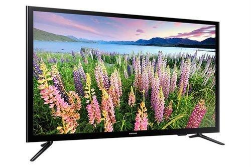 شاشة سامسونج led HD  حجم 58 انش موديل UA58J5200 لون اسود