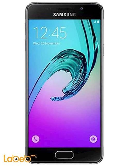 Samsung Galaxy A3(2016) smartphone screen 16GB 4.7inch Black 4G