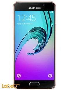 Samsung Galaxy A3(2016) smartphone - 16GB - 4.7 inch - Pink color