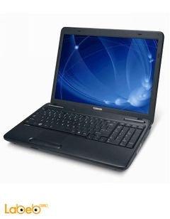 لاب توب توشيبا - آي 3 - 4GB رام - 15.6 انش - اسود - C50T-B1932