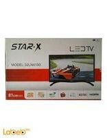 شاشة LED ستار اكس 32 انش مدخل USB موديل 32LN4100