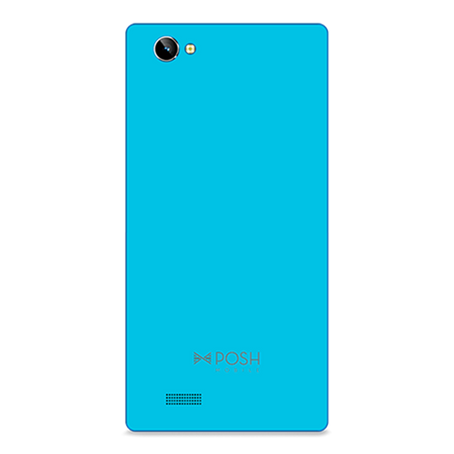 back Posh Kick X511 8GB blue