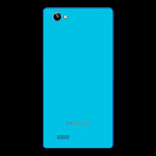 خلفية موبايل بوش كيك X511 ذاكرة 8 جيجابايت دوال سيم  ازرق