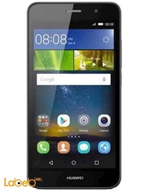 Grey Huawei y6 pro smartphone