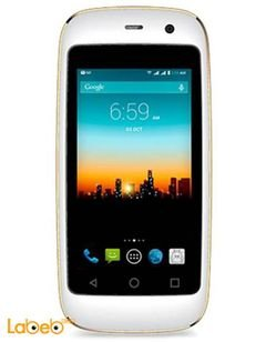 Posh Micro X S240 smartphone - 4GB - 2.4inch LCD - white color