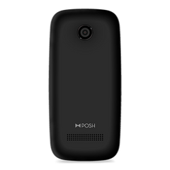 Posh Mobile - Micro X S240 - 4GB - 2.4 inch LCD - Black color