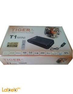 Tiger receiver T1 MINI - Full HD - 1080P - 5000 channel - black