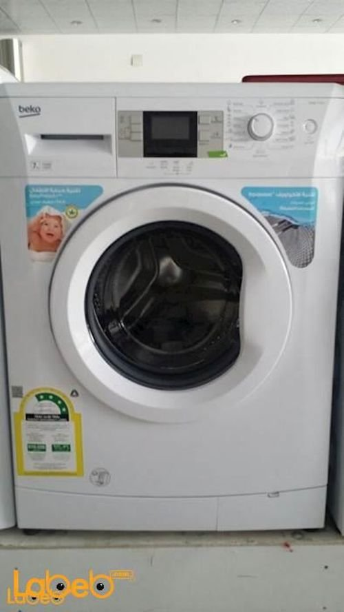 Beko washing machine WMB71041 7Kg 1000Rpm White