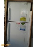 White General Deluxe Refrigerator top freezer 16cft 345L GDR378