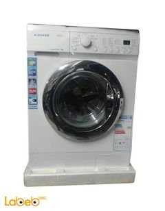 G-GUARD Washer & Dryer - 8Kg - 1000RPM - white - GGWM-E810WC