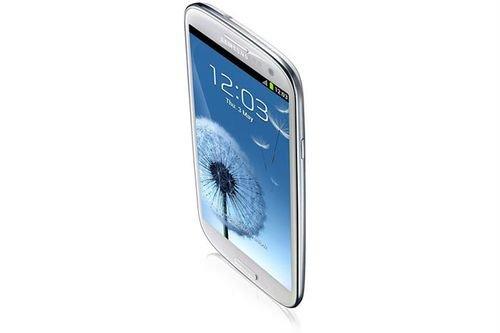 طرف موبايل سامسونج جلاكسي S3 أبيض 16GB