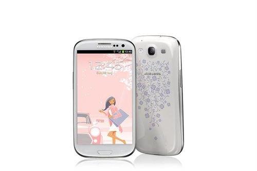 واجهة وخلفية موبايل سامسونج جلاكسي S3 أبيض 16GB