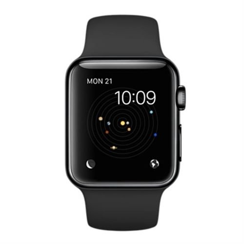 Apple Watch 38mm Space Black Stainless steel Case