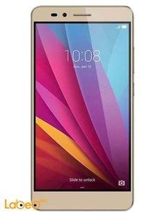 Huawei GR5 - 5X smartphone - 16GB - Dual Sim - gold color - KII-L21