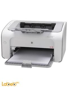 HP LaserJet Pro P1102 - Black and White - Laser Printer - CE651A