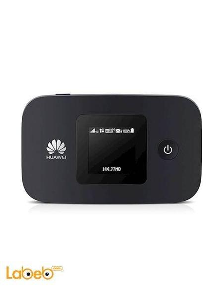 راوتر هواوي واي فاي 4G سرعة 150Mbps اسود E5577Cs-321